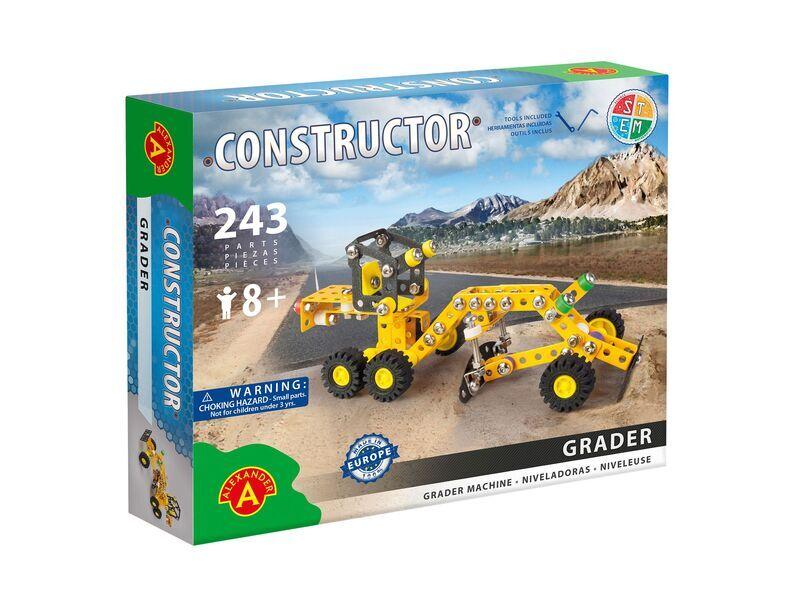 Alexander Toys - Constructor Grader - Niveleuse