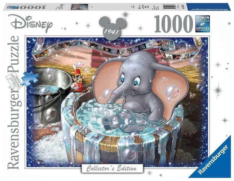 Ravensburger - Puzzle Dumbo 1000 pcs