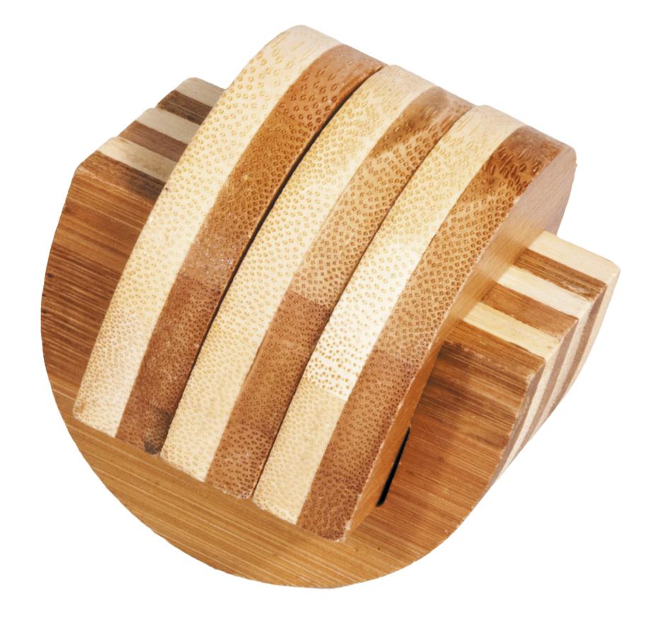 Fridolin - Casse-tête bambou Pinces