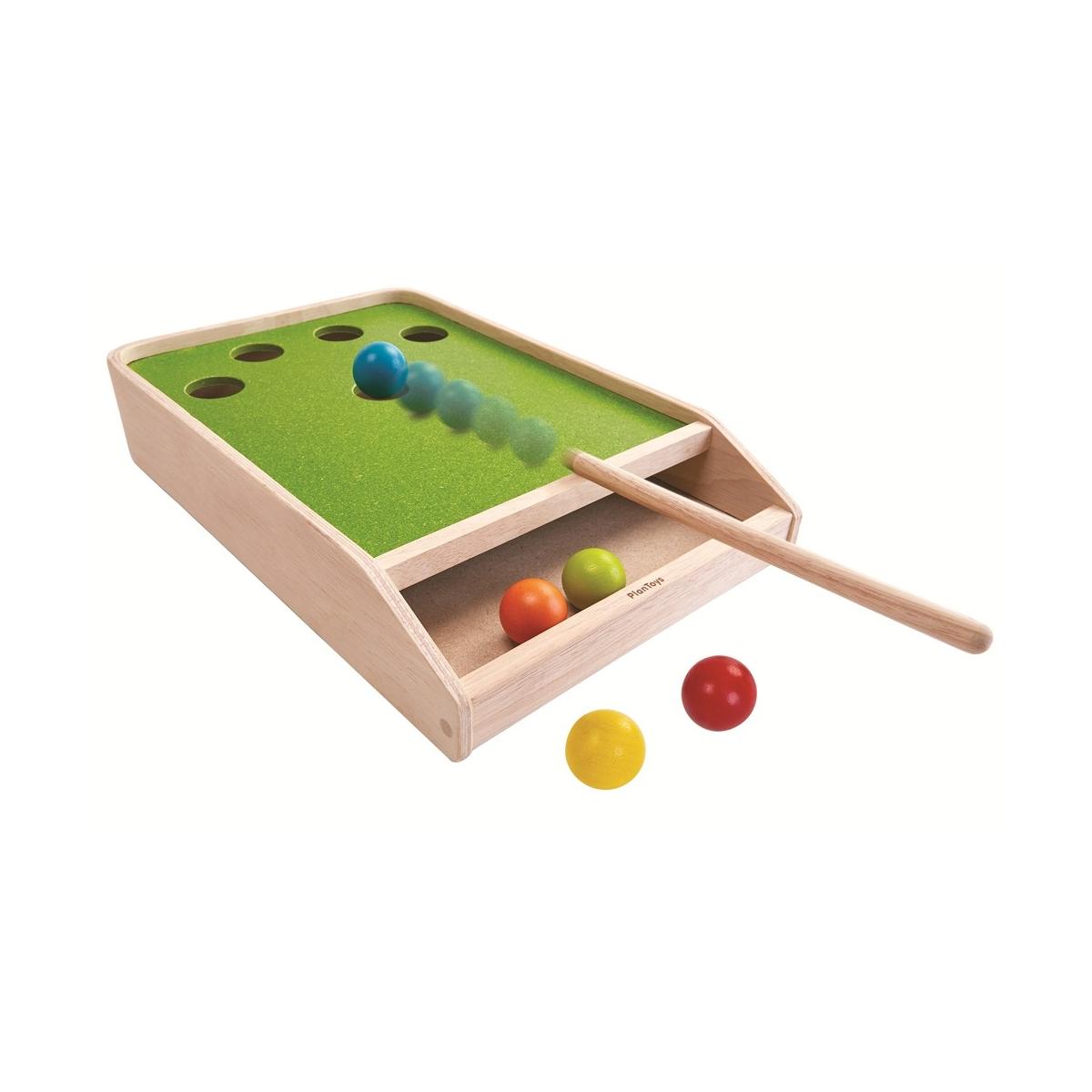 Plan Toys - Mon premier billard