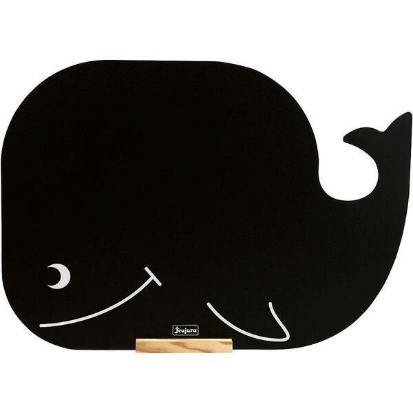 Jeujura - Tableau mural Baleine