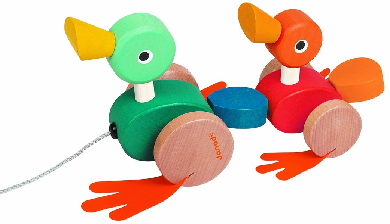 Janod - Duck Family à promener