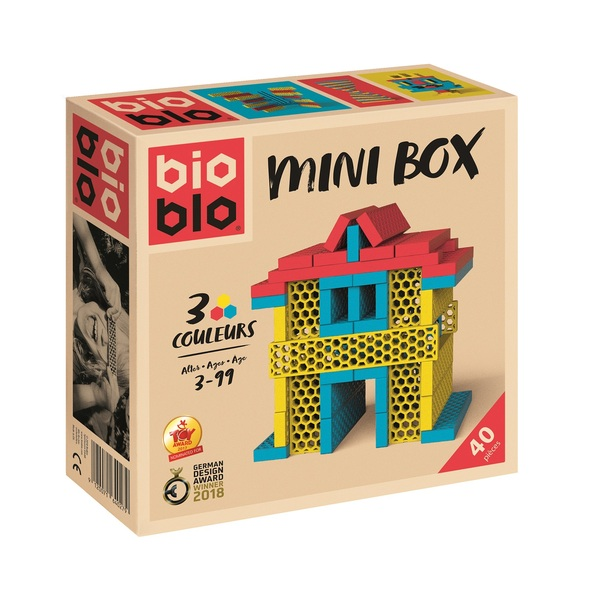 Bioblo - Bioblo mini box 40 briques
