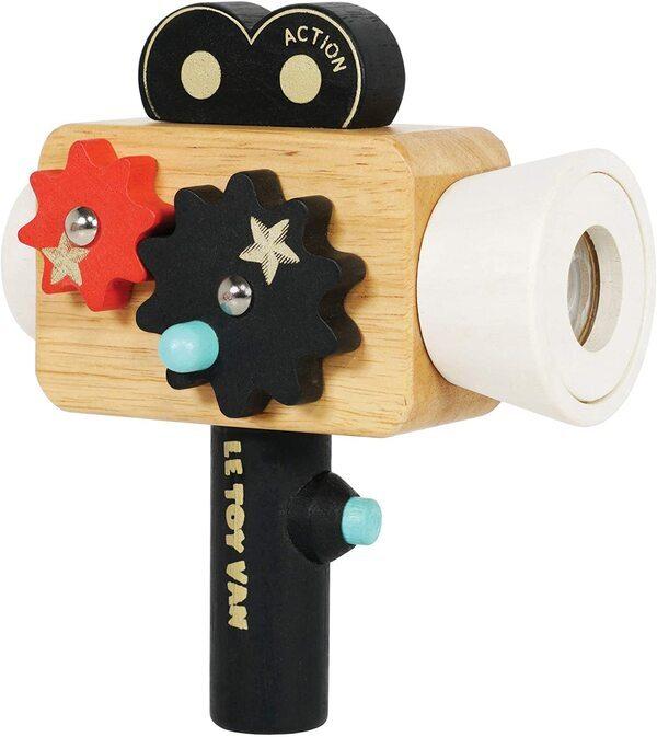 Le toy van - Caméra Hollywood