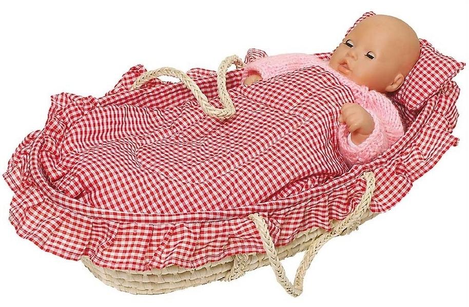 Goki - Couffin avec linge de lit