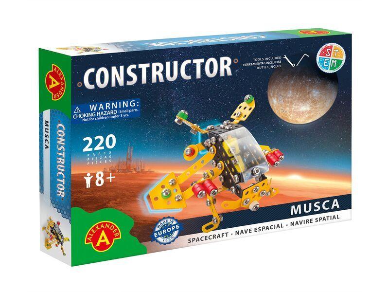Alexander Toys - Constructor Musca - Vaisseau spatial