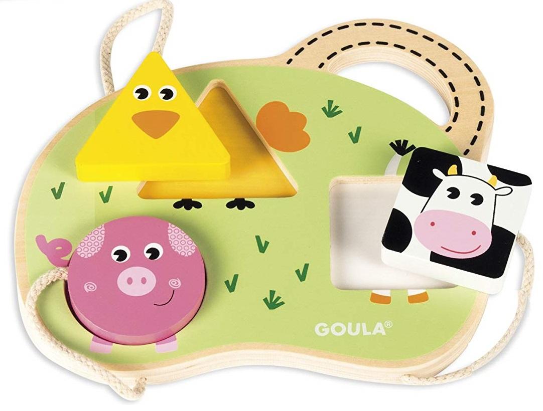 Goula - Mon Premier Puzzle Ferme