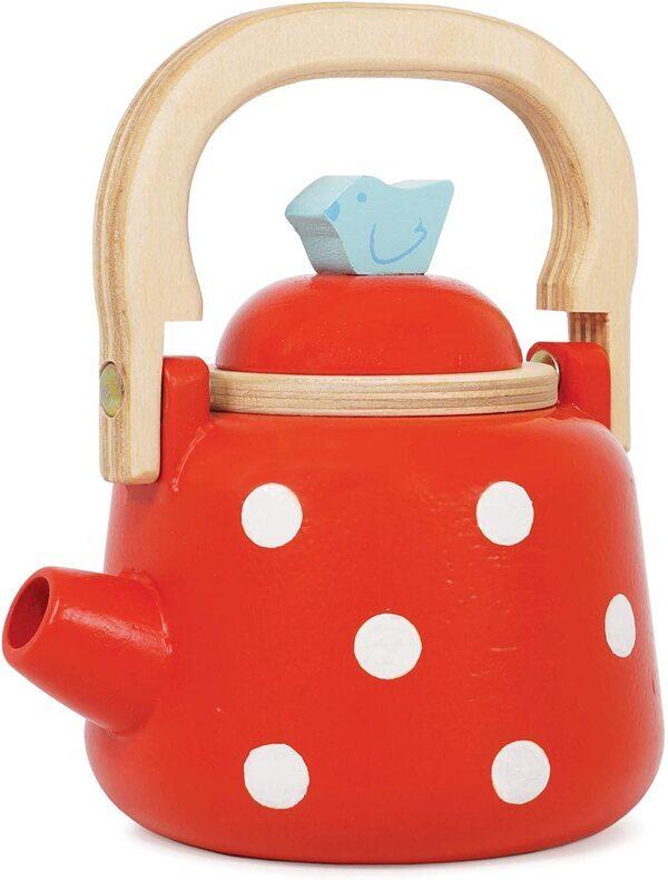 Le toy van - La bouilloire à pois