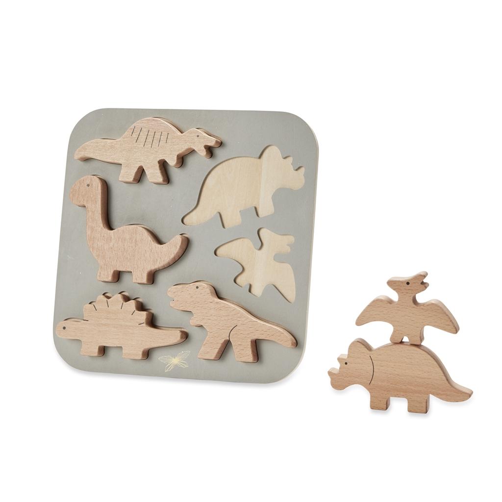 ByAstrup - Puzzle - Les dinosaures