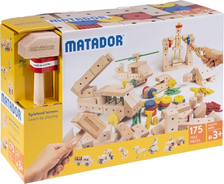 Matador - Matador Maker 175 pcs