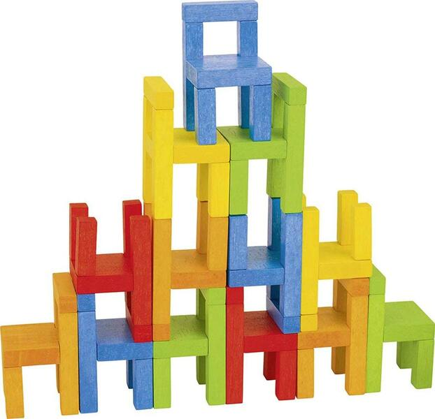 Goki - Les chaises, jeu de balancier