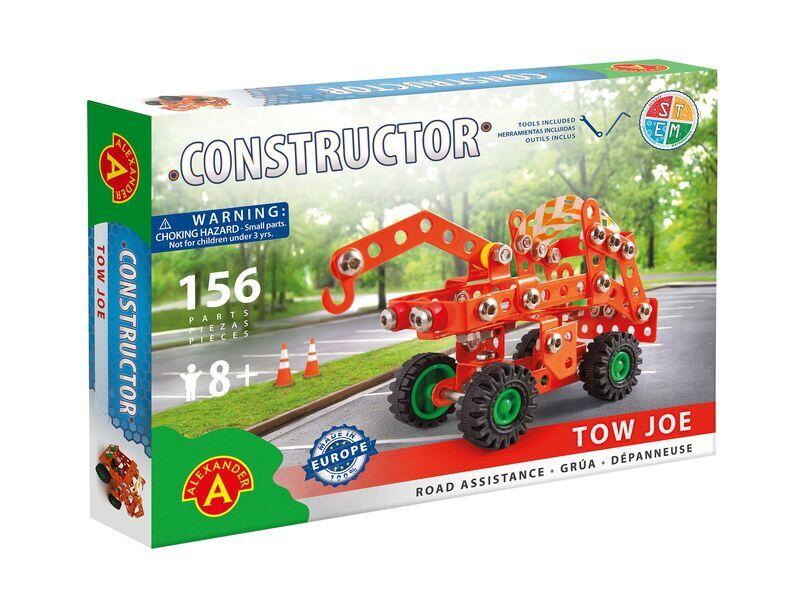 Alexander Toys - Constructor Tow Joe - Dépanneuse