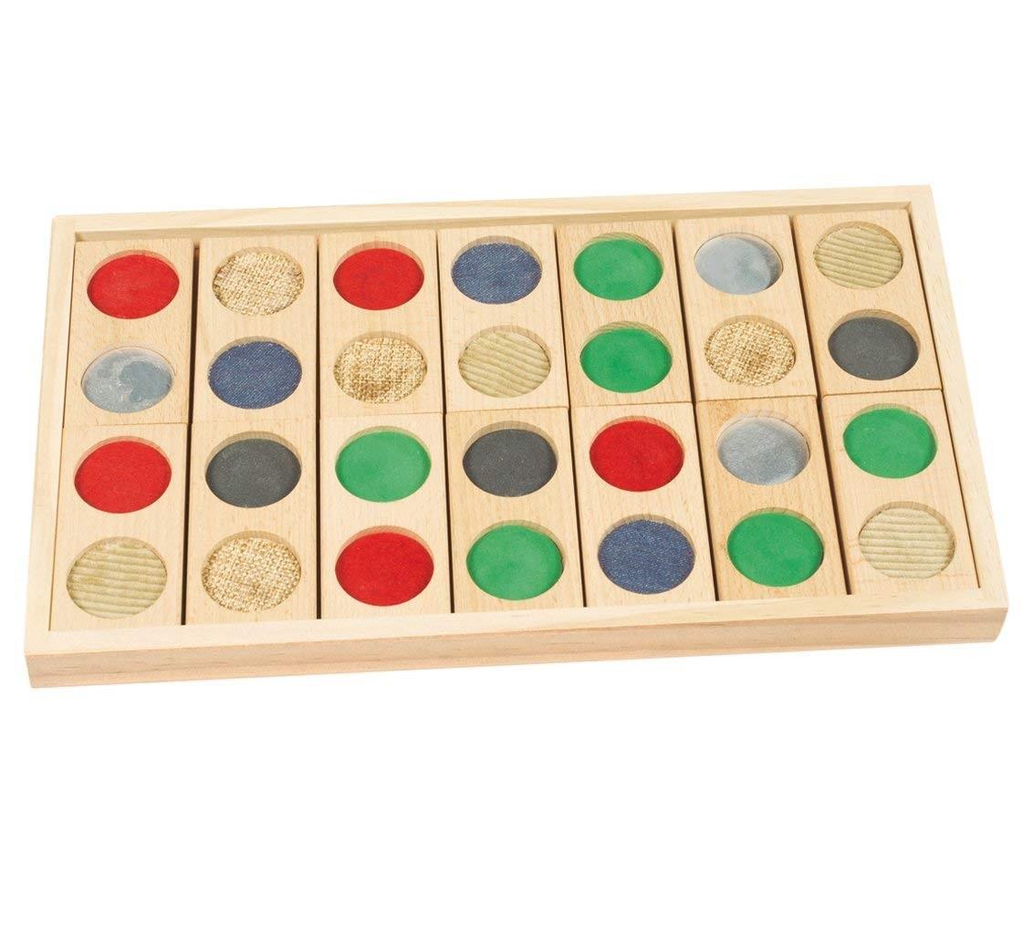 Goula - Domino Tactile