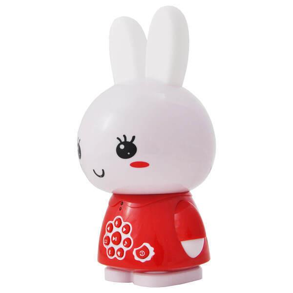 Alilo - Veilleuse Honey Bunny Bluetooth Rouge