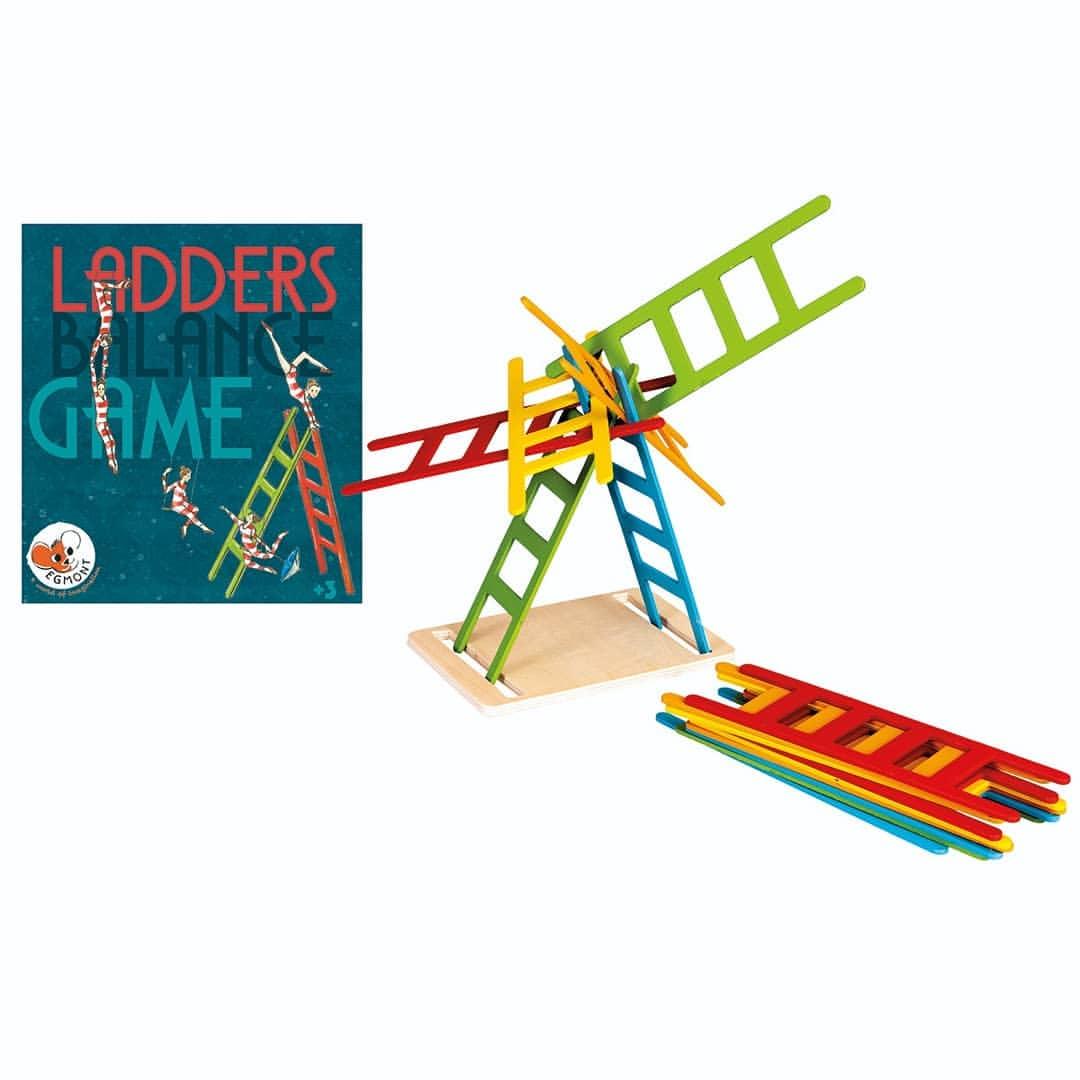 Egmont Toys - Jeu d'équilibre des échelles