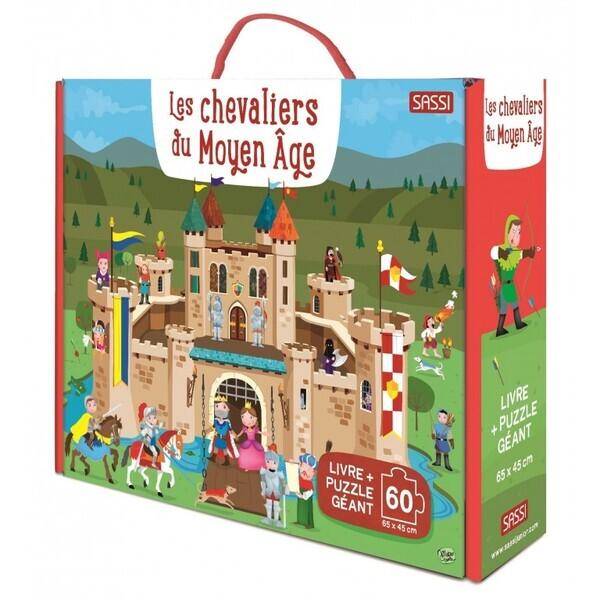 SASSI Junior - Les Chevaliers du Moyen-Age