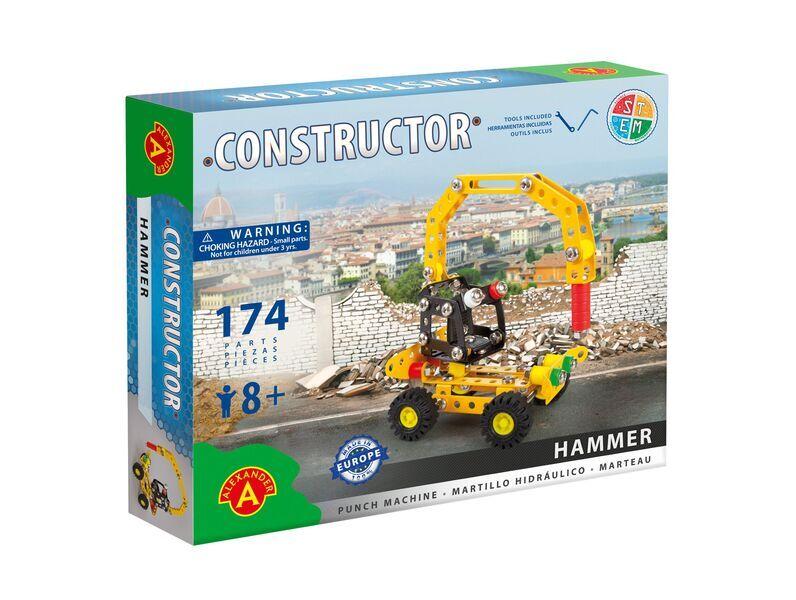 Alexander Toys - Constructor Hammer - Marteau piqueur