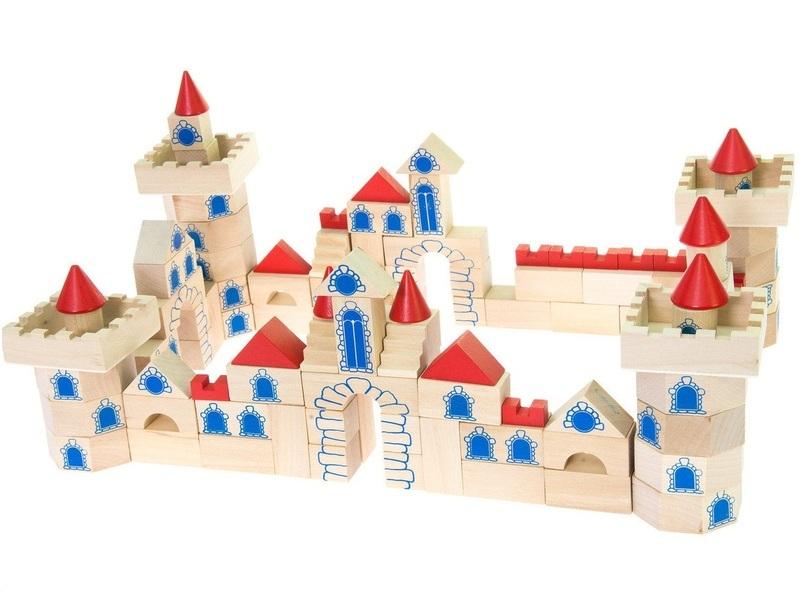 Goki - Château de construction 145 pcs