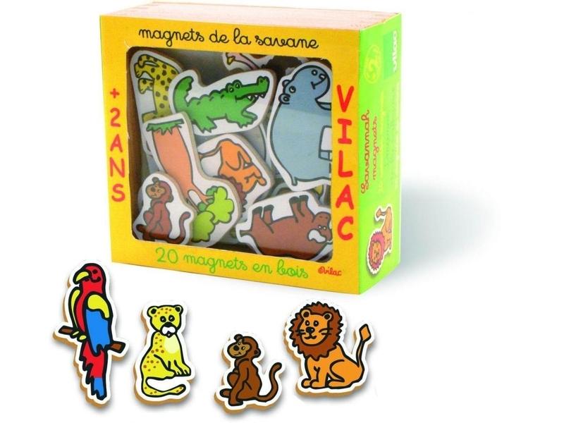 Vilac - Magnets Savane