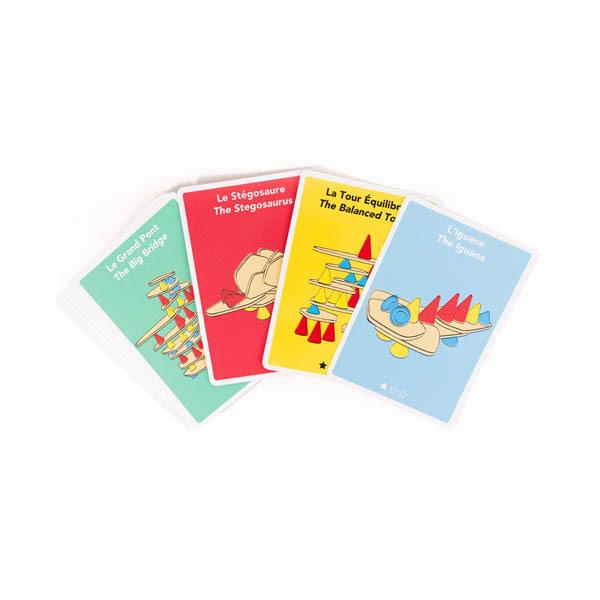 OPPI - Cartes créatives pour kits de construction Piks - Dès 3 ans