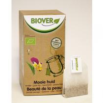 Biover - Infusion Bio Beauté Peau 20 Sachets