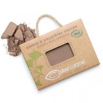 Couleur Caramel - Ombre à paupières nacrée 67 Chocolat cuivré