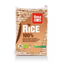 Lima - Wholegrain Rice Cakes 130g