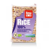 Lima - Thin Rice Cakes without Salt 130g