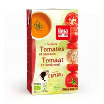 Lima - Tomato Soup with Buckwheat Flakes 1l
