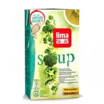 Lima - Broccoli, Soya & Coriander Soup 1l
