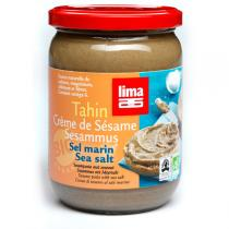 Lima - Organic Tahini paste with Sea salt 500g