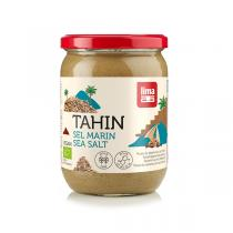 Lima - Organic Tahini paste with Sea salt 500g