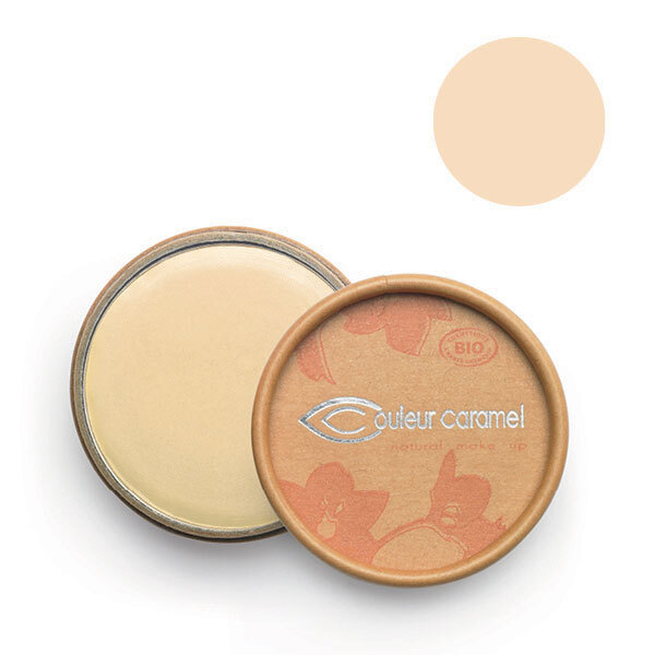 Correcteur anti cernes beige diaphane 11 couleur caramel for Anti cernes maison