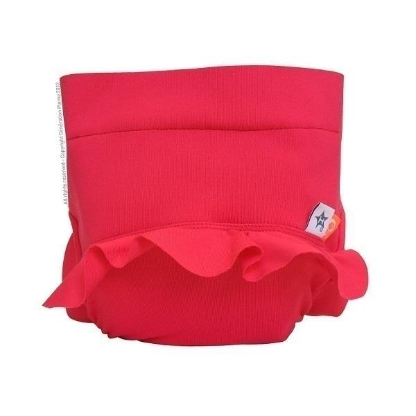 couche maillot de bain rose froufrou hamac la r f rence bien tre bio b b. Black Bedroom Furniture Sets. Home Design Ideas