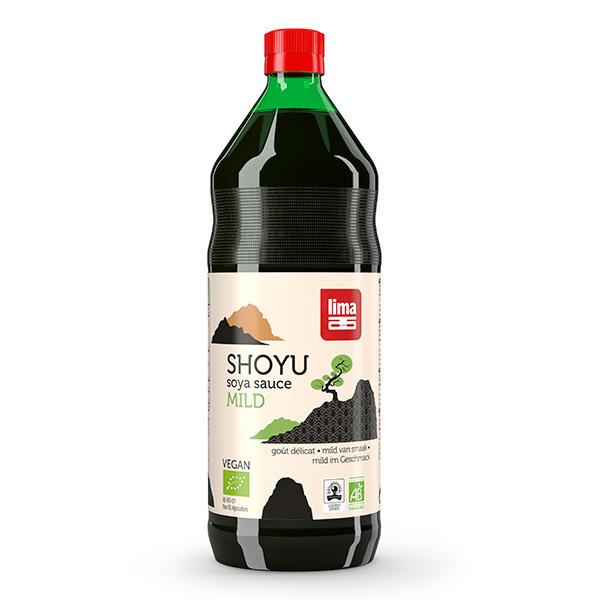 Lima - Sauce Soja Shoyu 1L