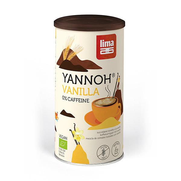 Lima - Caffé Yannoh Istantaneo gusto Vaniglia 150g