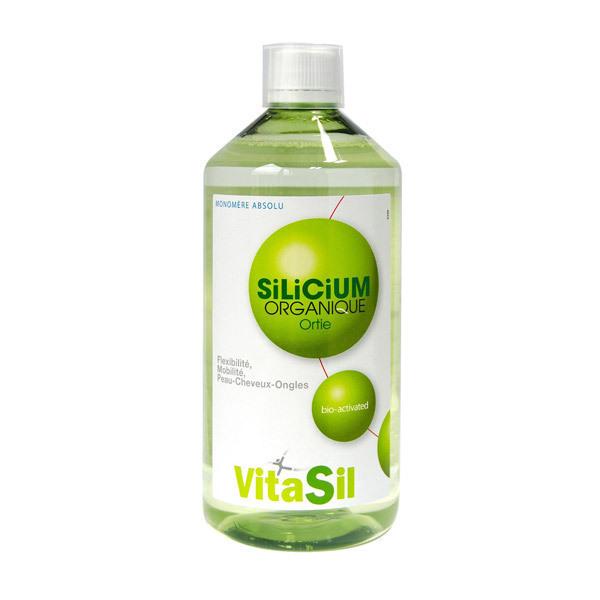 Vitasil - Silicium Organique Bio-Activé 1L