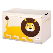 3 Sprouts - Coffre à jouets Lion