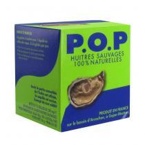 P.O.P - Poudre de chair d'huître - 75 gélules