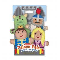 Melissa & Doug - Marionnettes Amis du Palais