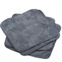 Ozero - 5 essuie-tout lavables Ozéro - Gris