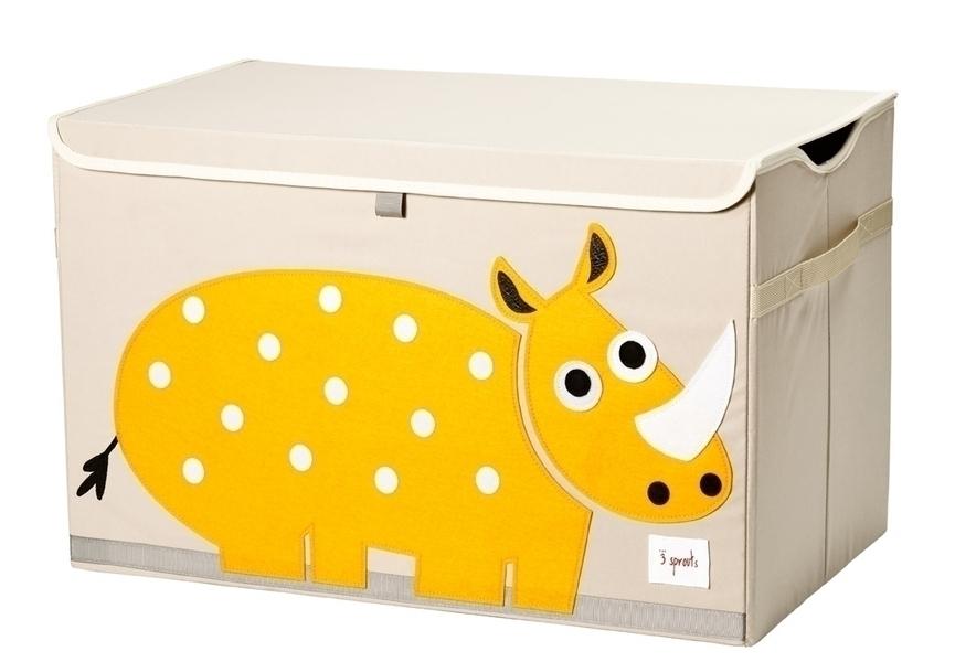 3 Sprouts - Coffre à jouets Rhino