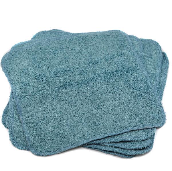 Ozero - 5 essuie-tout lavables Ozéro - Bleu
