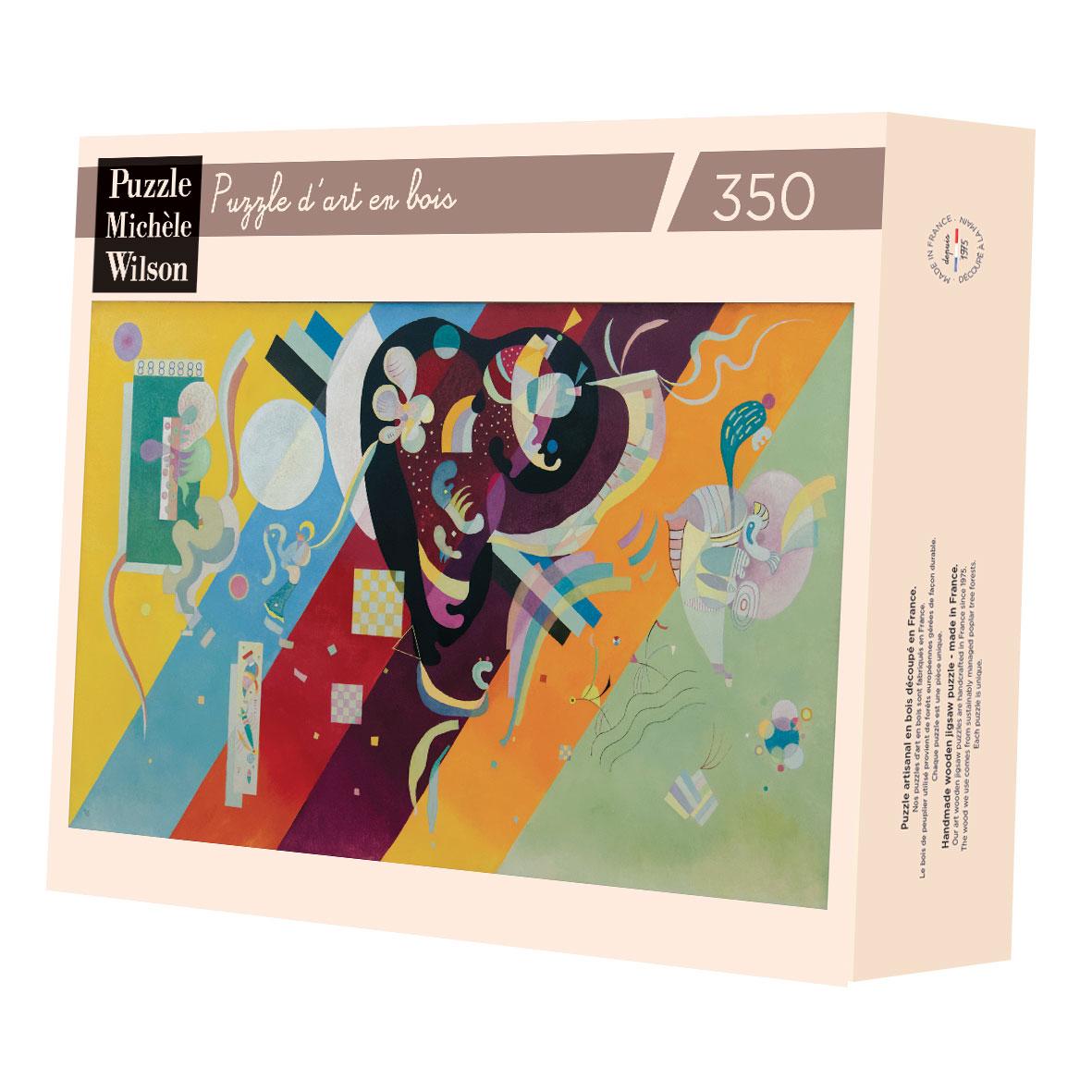 Michèle Wilson - Composition IX de Kandinsky