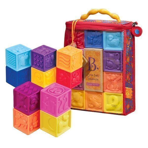 B.Toys - 10 cubes acidulés