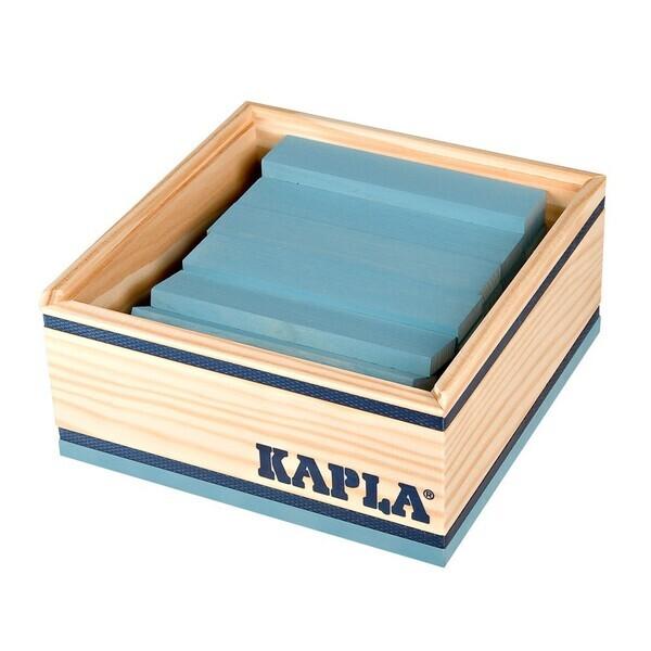 Kapla - Carré 40 Bleu ciel