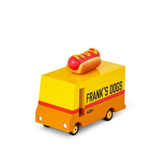 Candylab Toys - Hot Dog Van