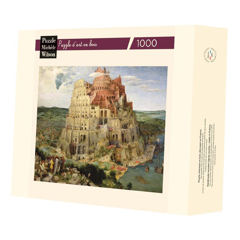 Michèle Wilson - La Tour de Babel de Bruegel