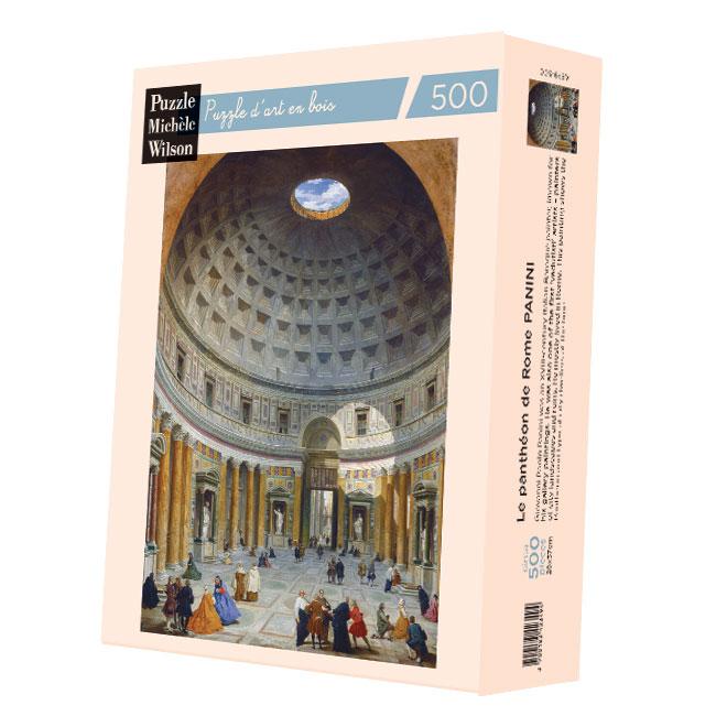 Michèle Wilson - Le Panthéon de Rome de Panini