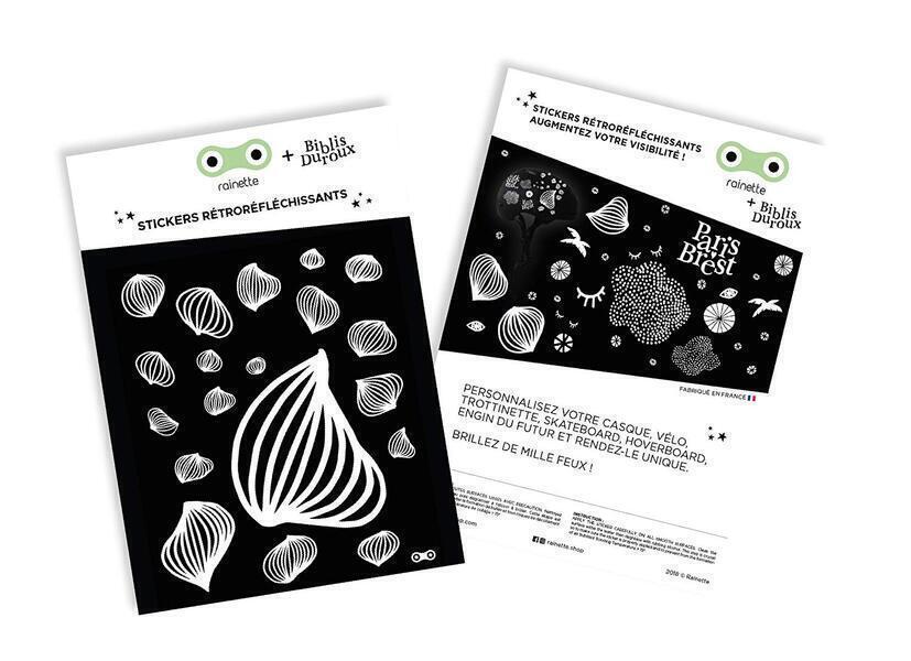 Rainette - Stickers Méduses